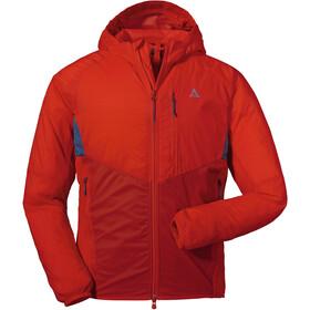Schöffel Kosai Jacket Men fiery red